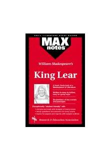 King Lear (Maxnotes Literature Guides)
