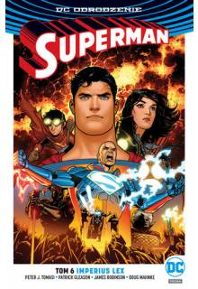 Superman – Imperius Lex, tom 6