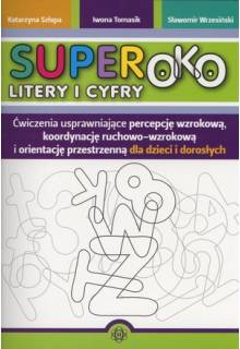 SUPEROKO. Litery i cyfry