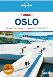 Oslo. Lonely Planet. Pocket