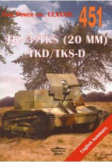 TK-3/TKS (20 MM) TKD/TKS-D. Tank Power vol. CLXXXIX 451