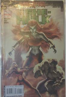 All new savage She-Hulk