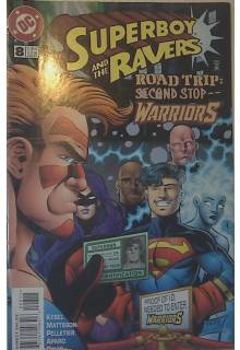 Superboy and the Ravers - 8 APR 97