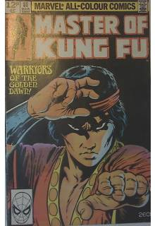 Master of Kung Fu - 86 MAR